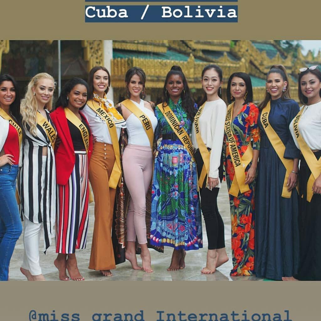 andrea moberg, top 20 de miss grand international 2018 (best national costume). - Página 5 42775710
