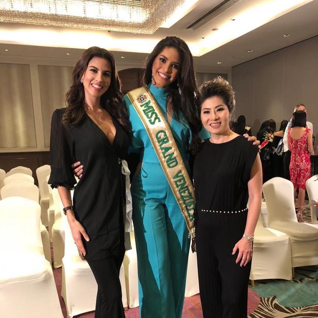 biliannis alvarez, top 10 de miss grand international 2018. - Página 4 42789010