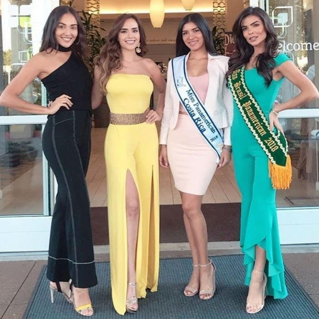 estefani mauricci, segunda finalista de miss panamerican international 2018. - Página 3 42859910
