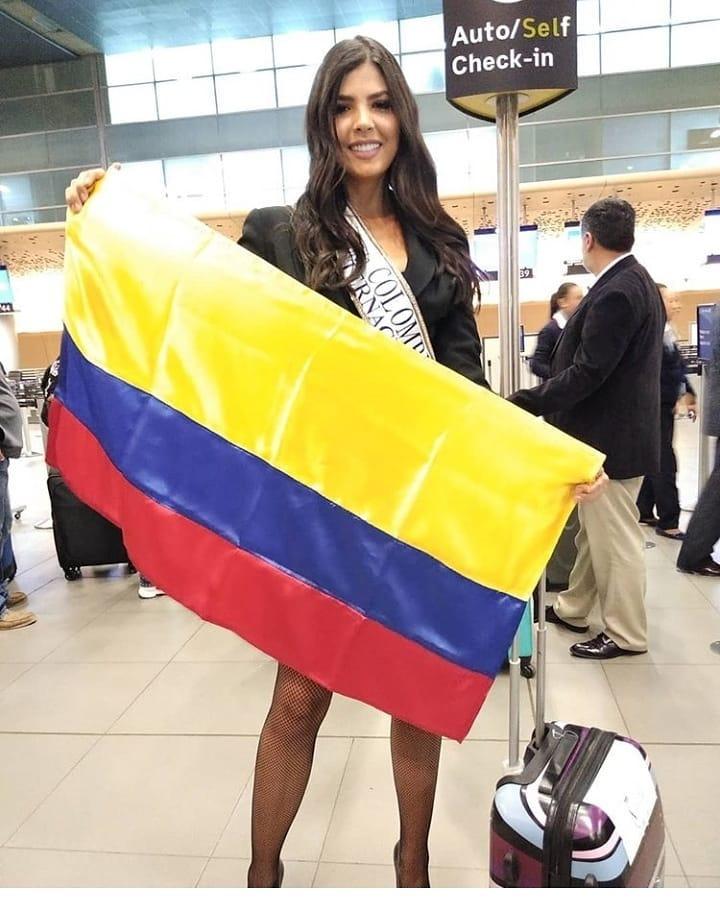 anabella castro, 4th runner-up de miss international 2018. - Página 4 42940010