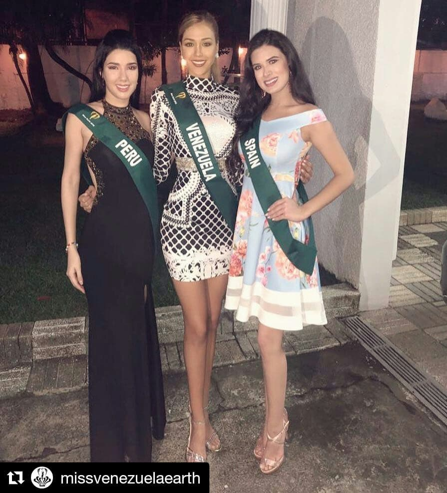 diana silva, top 8 de miss earth 2018/miss city tourism world 2017. - Página 6 42943710
