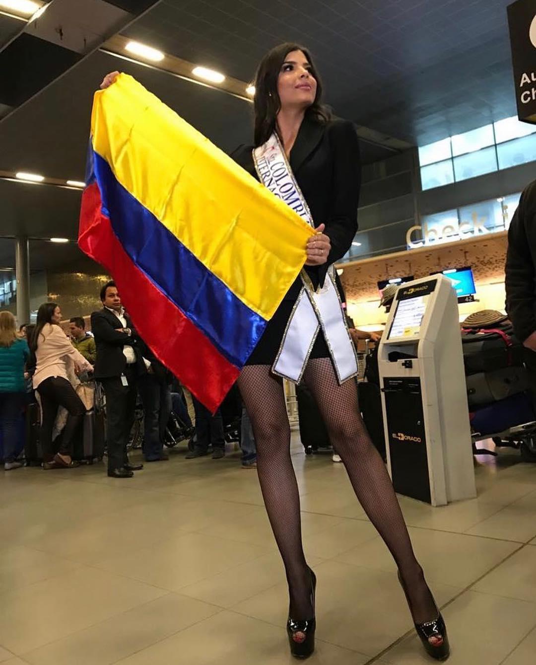 anabella castro, 4th runner-up de miss international 2018. - Página 4 42955110