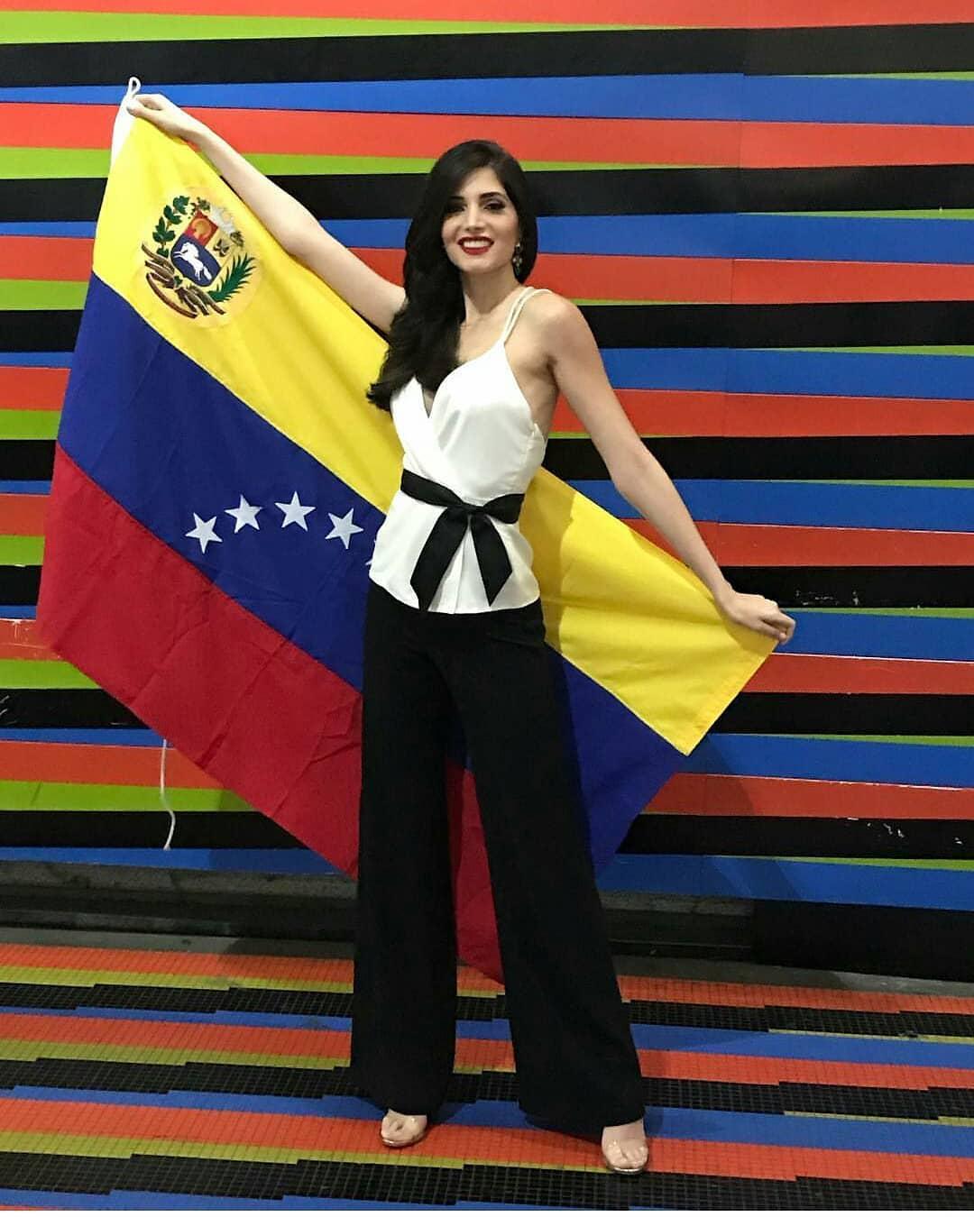 nariman battikha, reyna hispanoamericana 2018/top 10 de miss supranational 2018. - Página 2 42973110