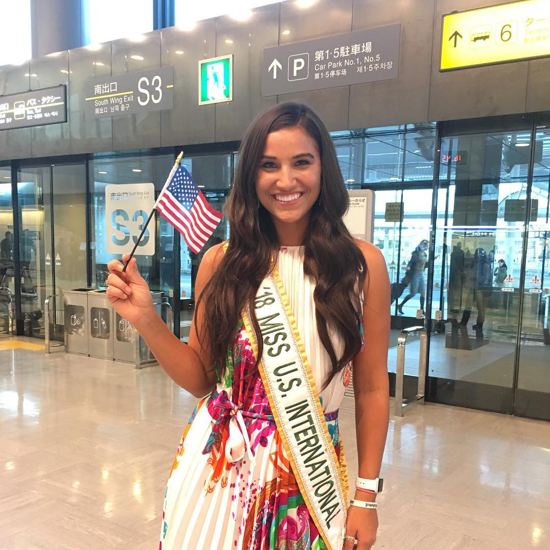 bonnie walls, miss international usa 2018. - Página 2 43004610