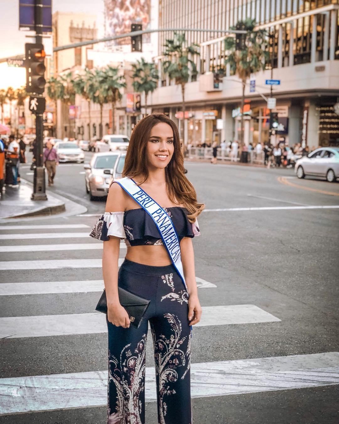 estefani mauricci, segunda finalista de miss panamerican international 2018. - Página 4 43006610