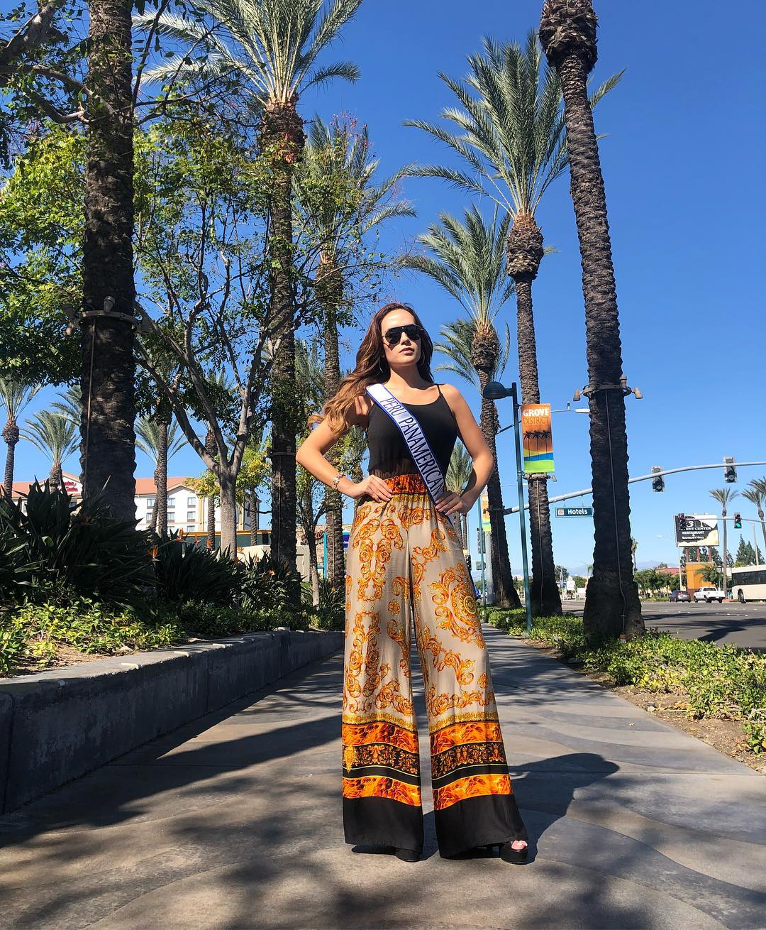estefani mauricci, segunda finalista de miss panamerican international 2018. - Página 4 43034810