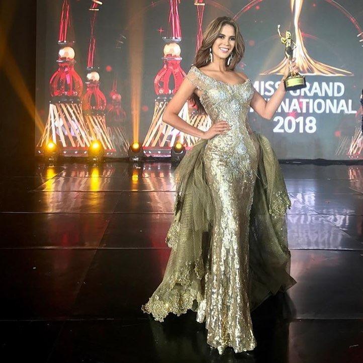 andrea moberg, top 20 de miss grand international 2018 (best national costume). - Página 13 43061211