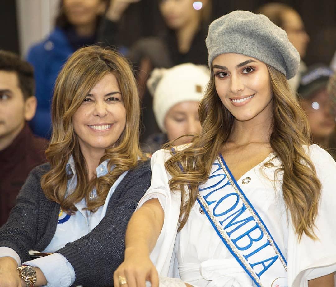 valeria morales, miss colombia universo 2018. - Página 5 43093910