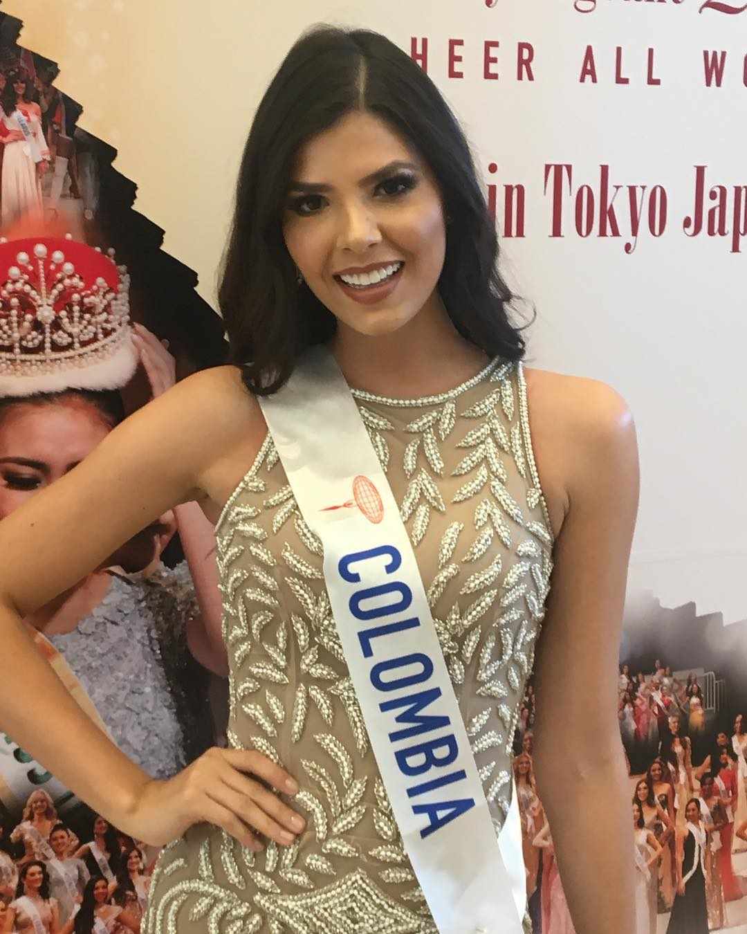 anabella castro, 4th runner-up de miss international 2018. - Página 4 43119110