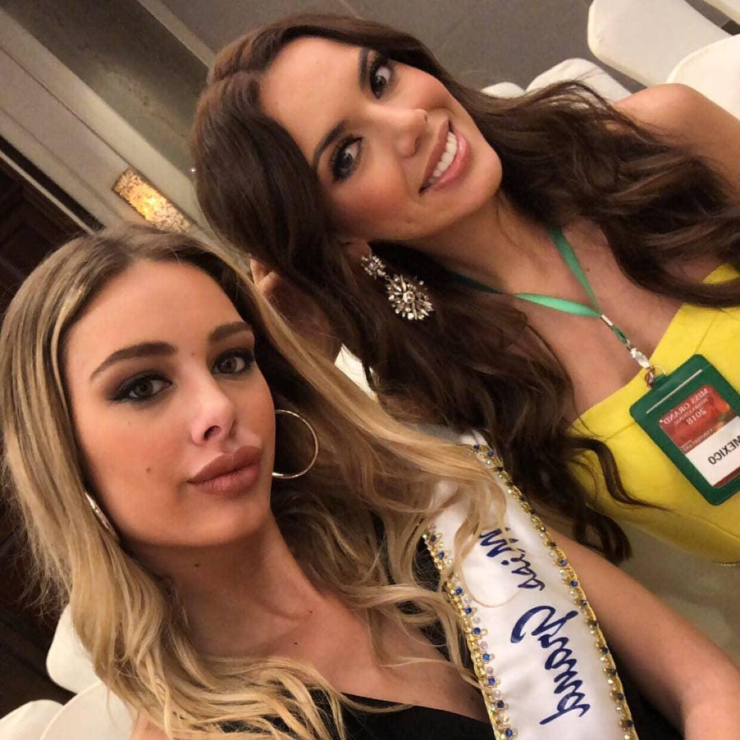 lezly diaz, top 10 de miss grand international 2018. - Página 6 43147310