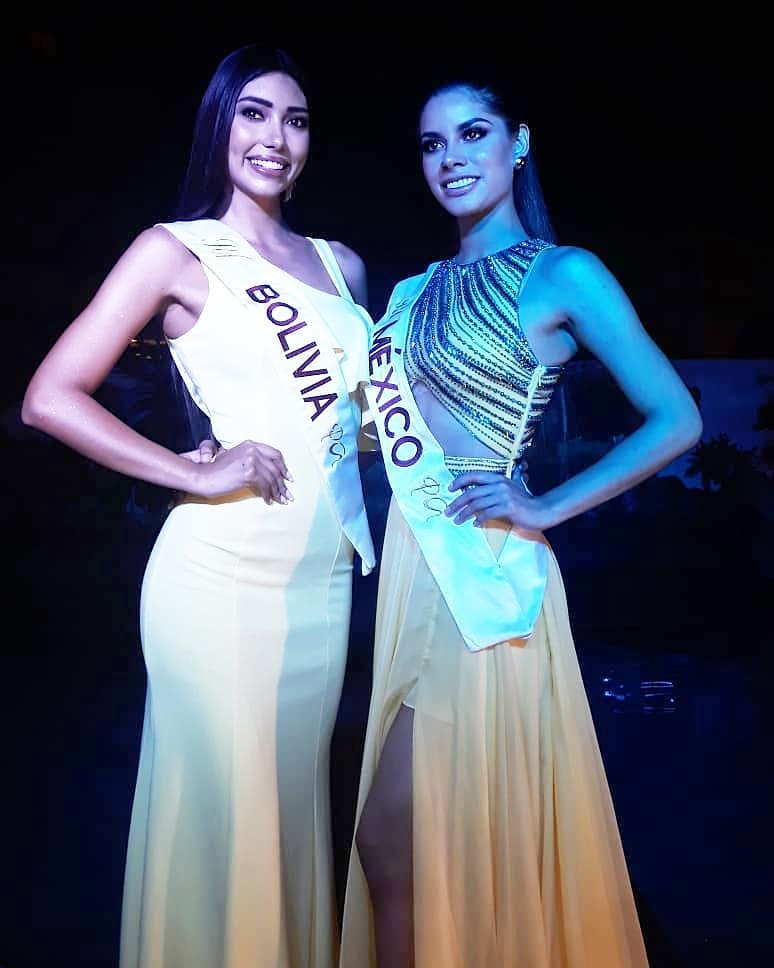 aranza molina, 1 finalista de reyna hispanoamericana 2018. - Página 6 43147311