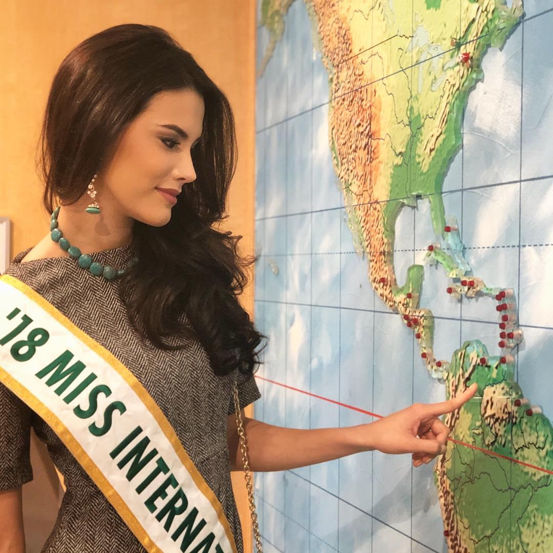 mariem velazco, miss international 2018. - Página 19 43205911