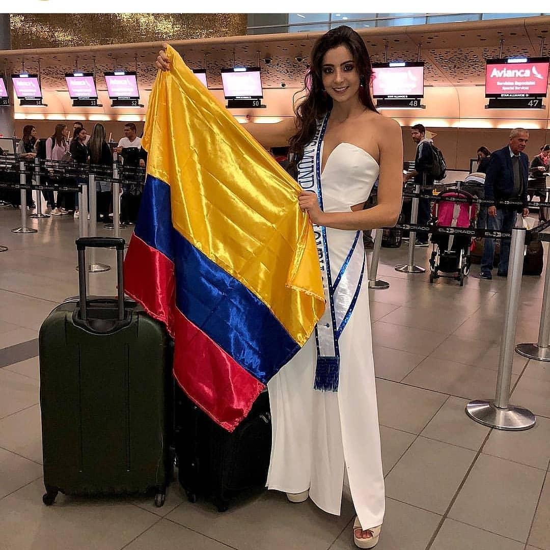 laura osorio hoyos, miss colombia mundo 2018. - Página 2 43216310