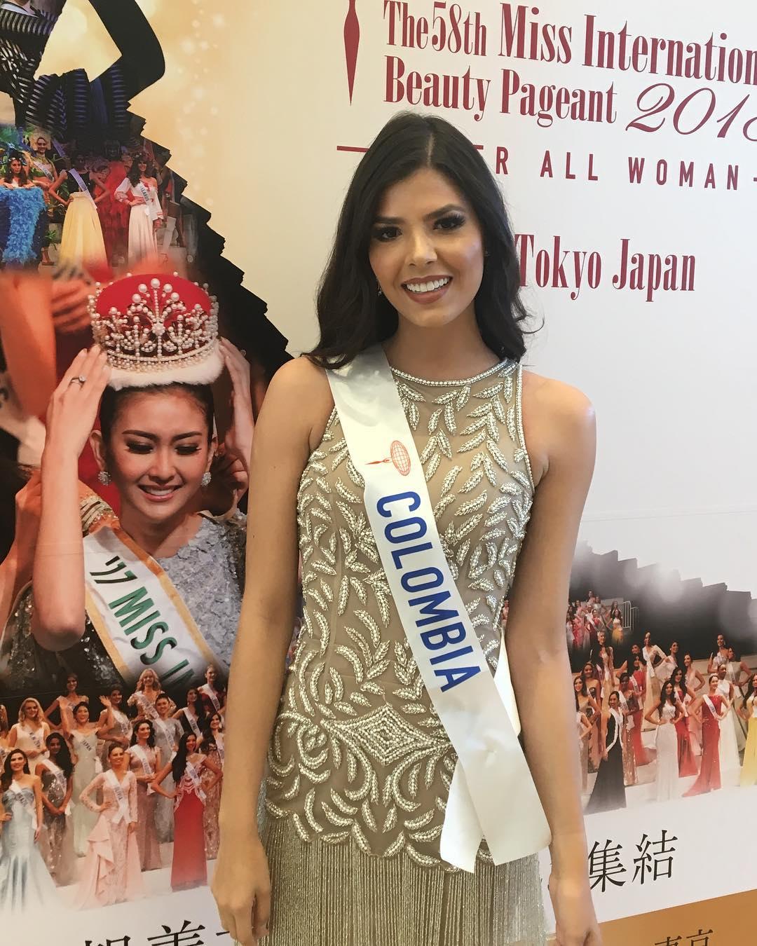 anabella castro, 4th runner-up de miss international 2018. - Página 4 43229910