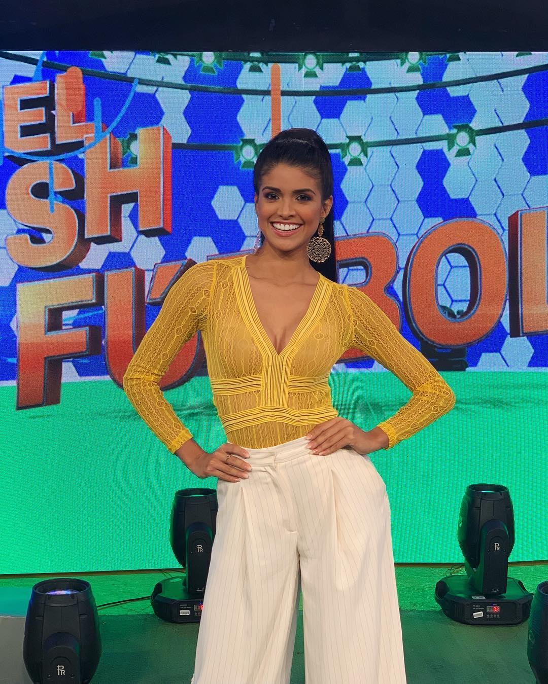 lucia arellano, top 6 de miss peru 2019.  - Página 2 43258311
