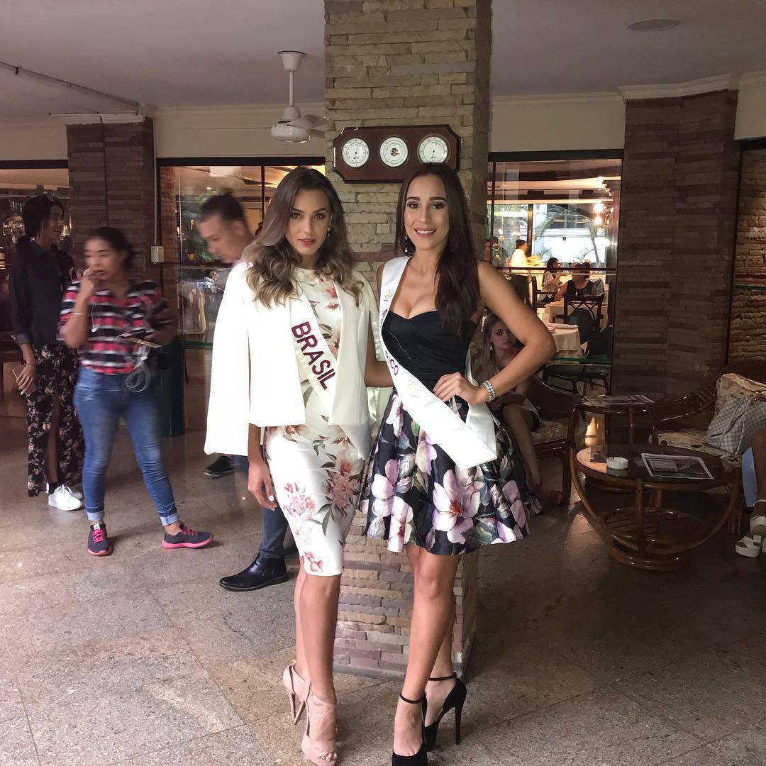 isabele pandini nogueira, miss grand rio de janeiro 2019/vice de reyna hispanoamericana 2018/top 4 de miss global beauty queen 2016. - Página 4 43265610