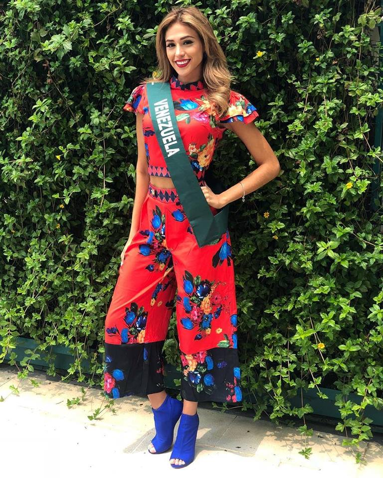 diana silva, top 8 de miss earth 2018/miss city tourism world 2017. - Página 6 43273210