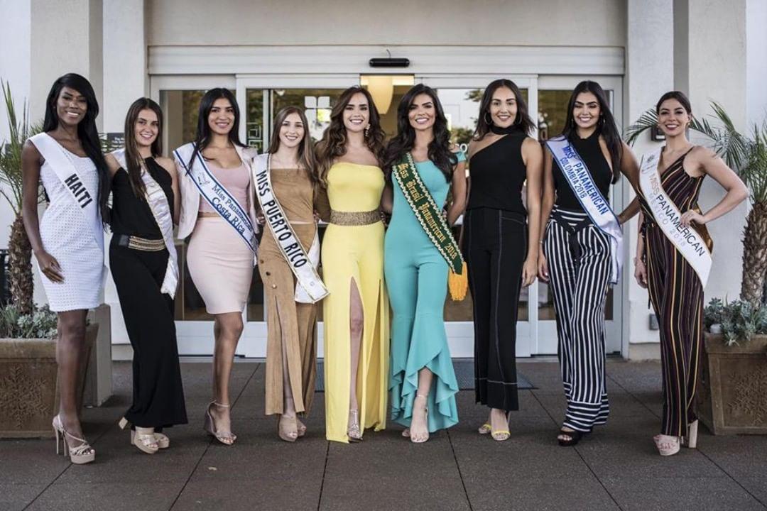 estefani mauricci, segunda finalista de miss panamerican international 2018. - Página 3 43284711