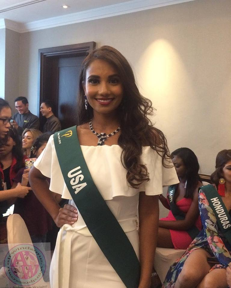 yashvi aware, miss earth usa 2018. - Página 3 43289610