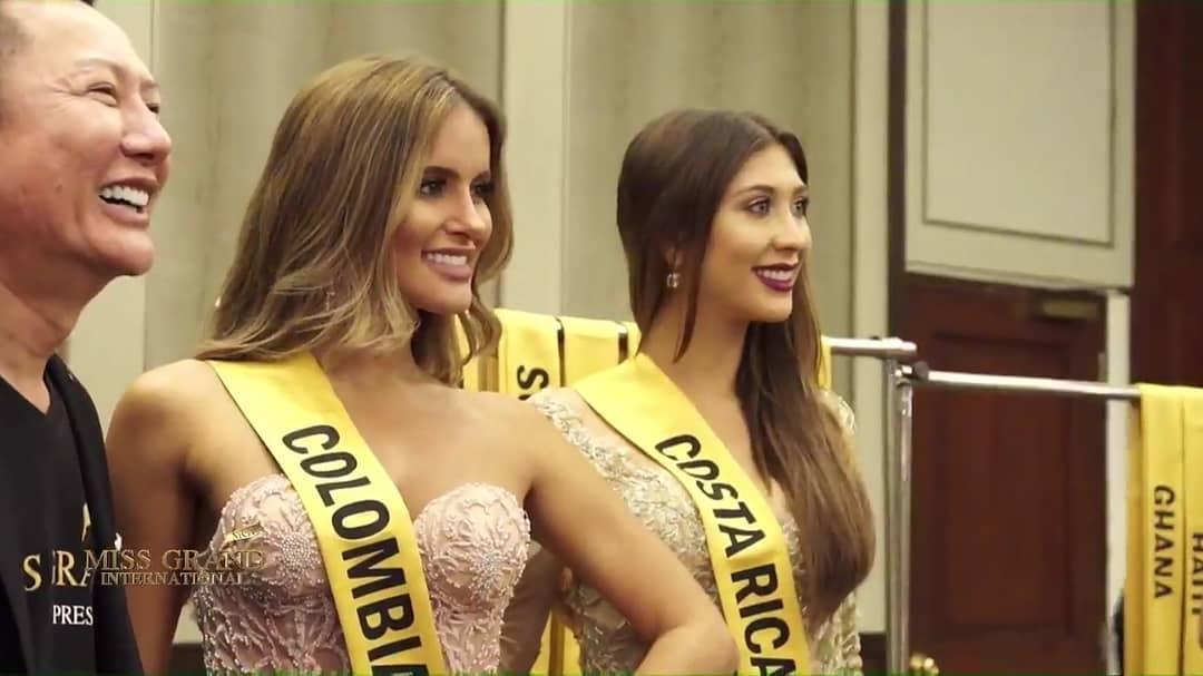 sheyla quizena, miss grand colombia 2018. - Página 2 43291410