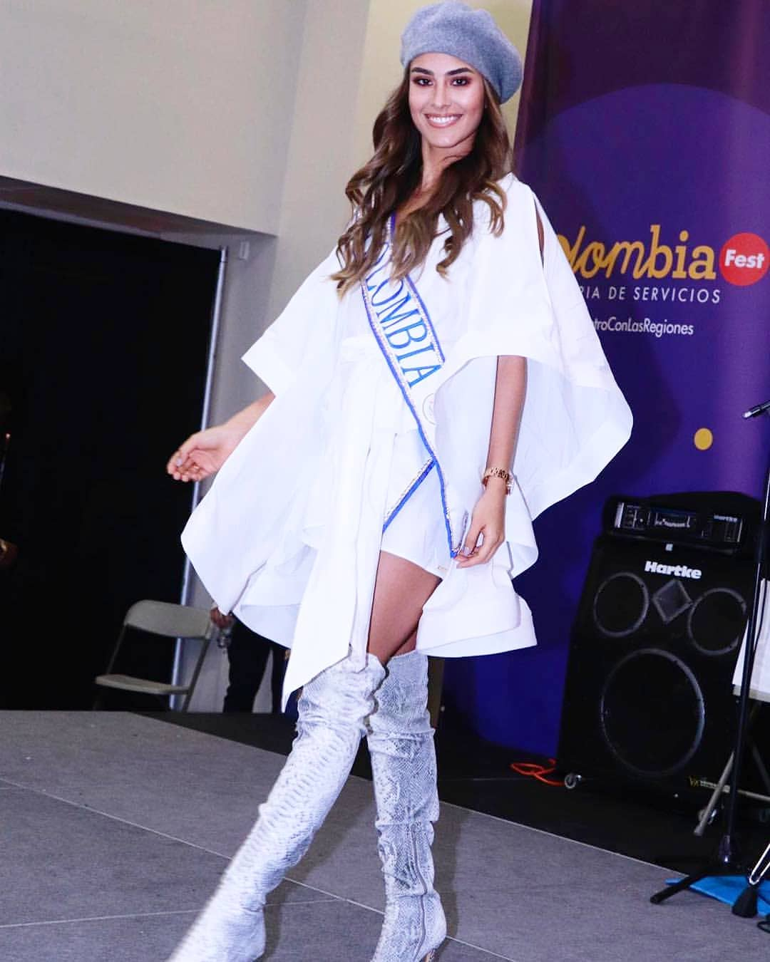 valeria morales, miss colombia universo 2018. - Página 5 43302211
