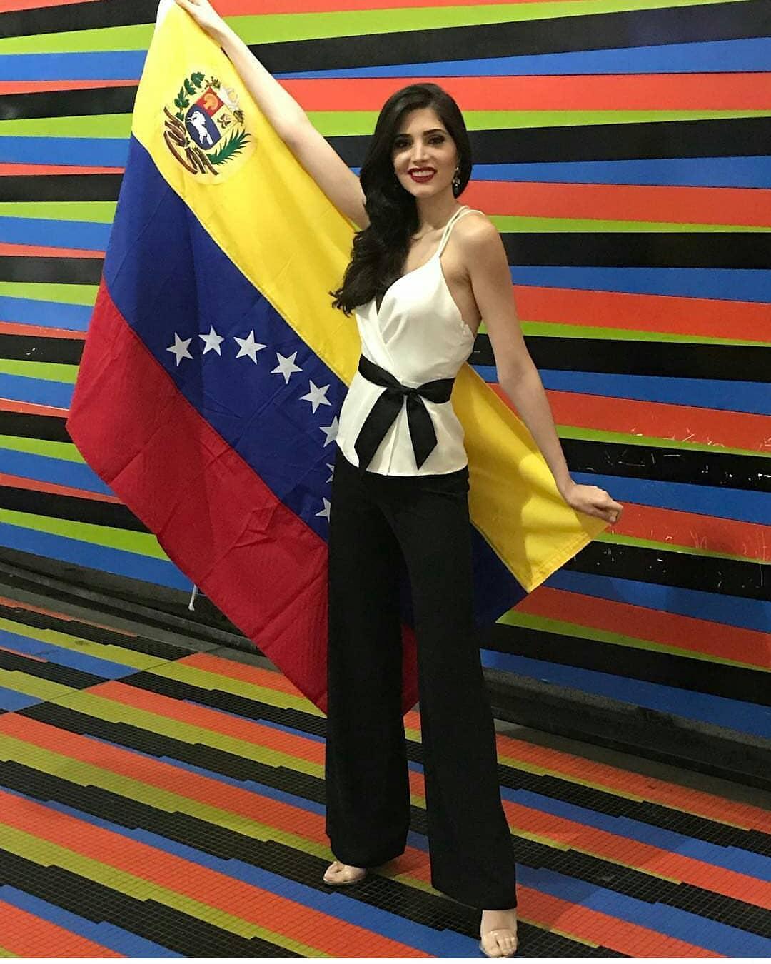 nariman battikha, reyna hispanoamericana 2018/top 10 de miss supranational 2018. - Página 2 43308410