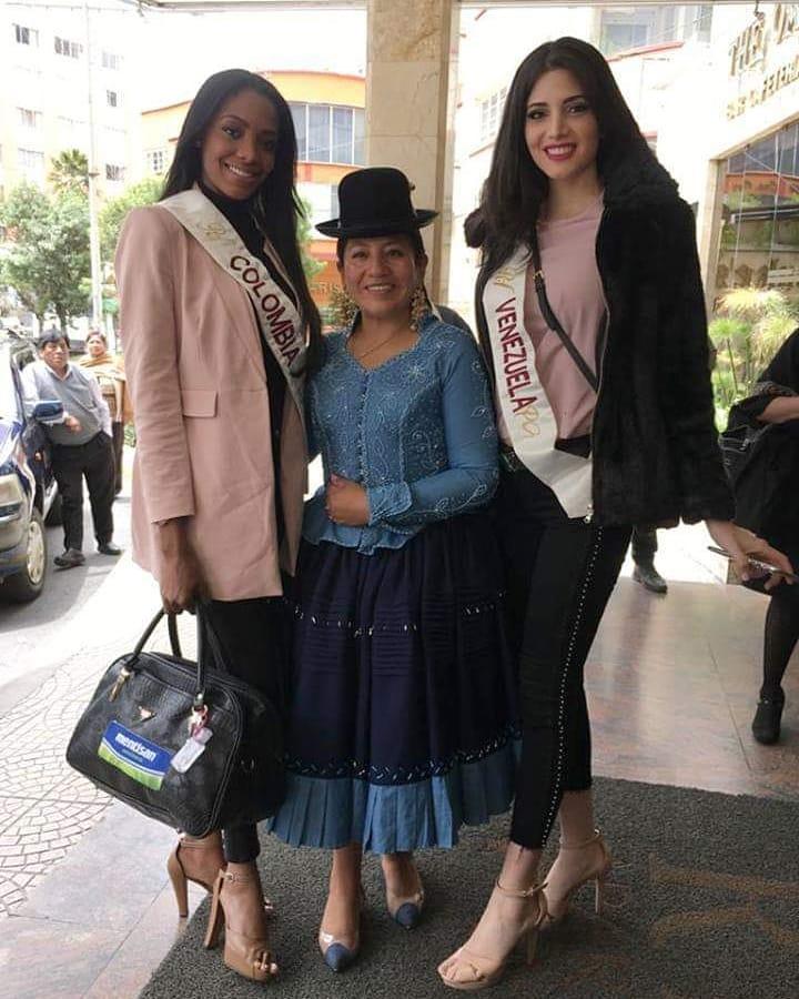 alma diaz, miss colombia hispanoamericana 2018. - Página 3 43351210