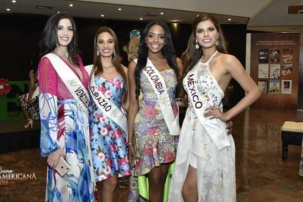 alma diaz, miss colombia hispanoamericana 2018. - Página 3 43383410