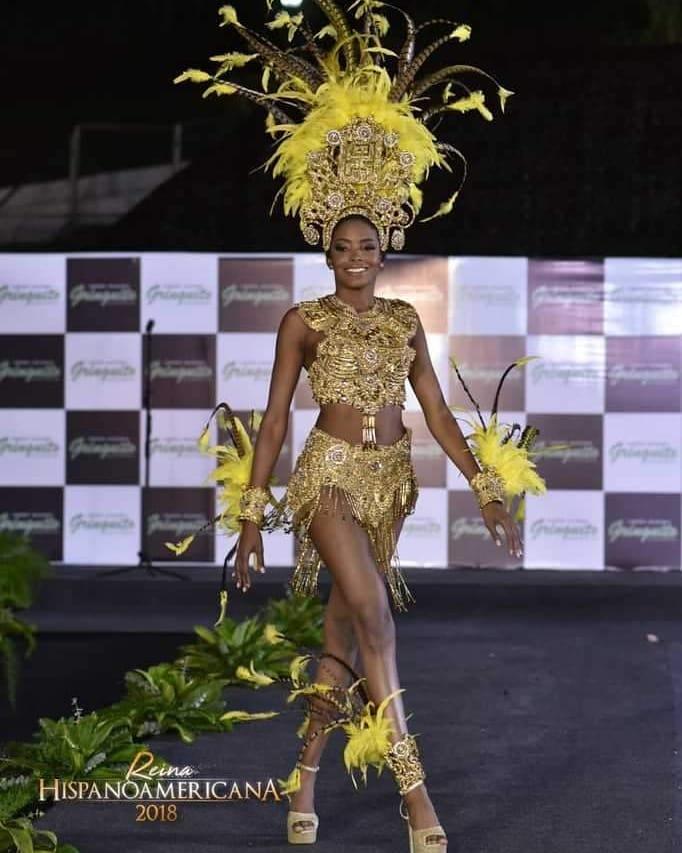 alma diaz, miss colombia hispanoamericana 2018. - Página 3 43387110