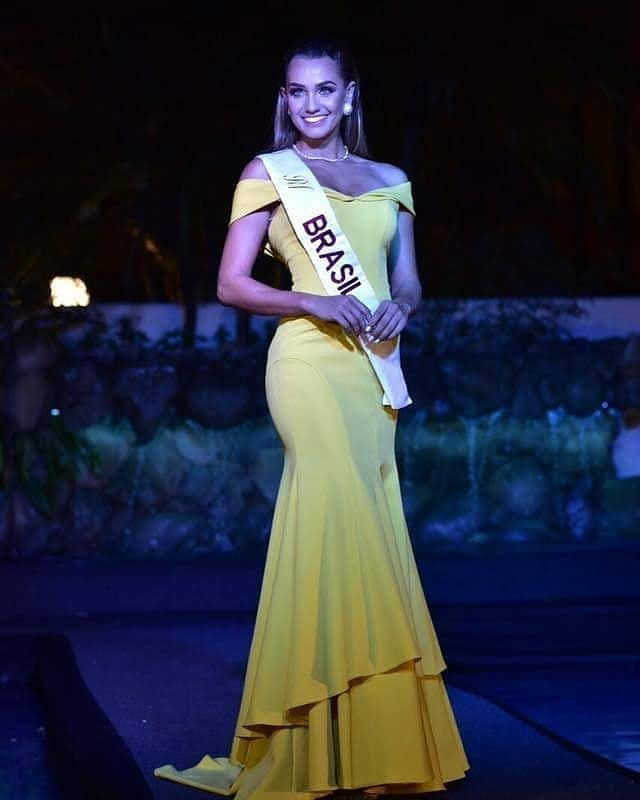 isabele pandini nogueira, miss grand rio de janeiro 2019/vice de reyna hispanoamericana 2018/top 4 de miss global beauty queen 2016. - Página 4 43411610