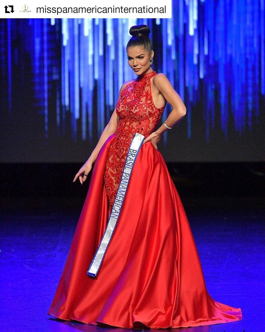 MISS ASIA PACIFIC INTERNATIONAL 2017/MISS PANAMERICAN INTERNATIONAL 2018. - Página 9 43419210