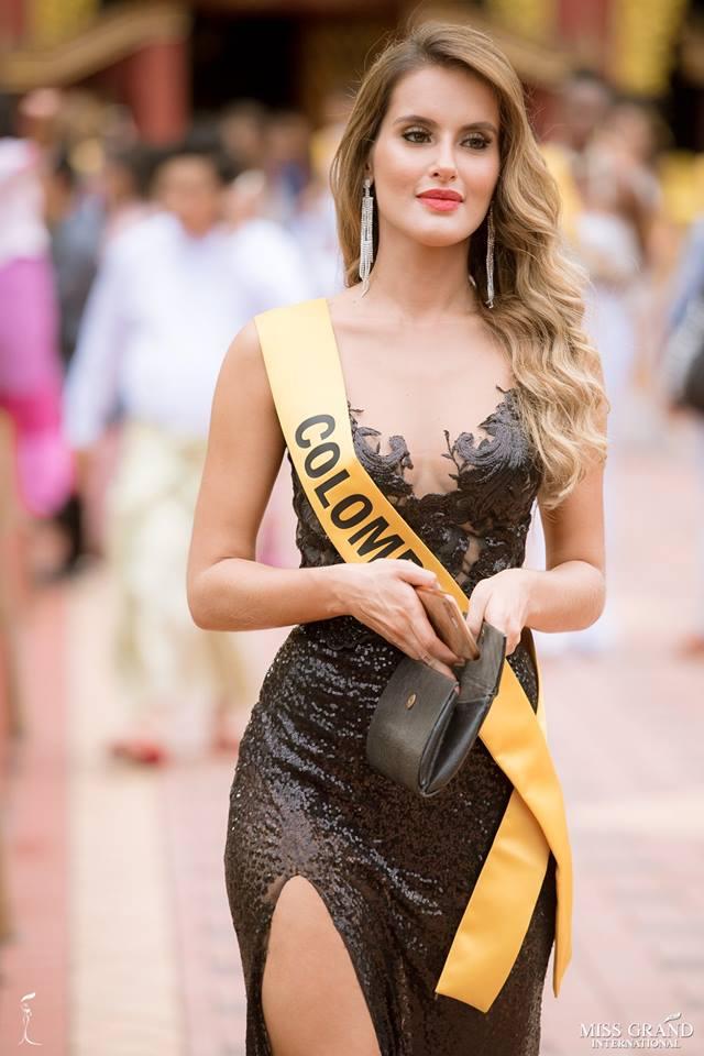 sheyla quizena, miss grand colombia 2018. - Página 4 43519110