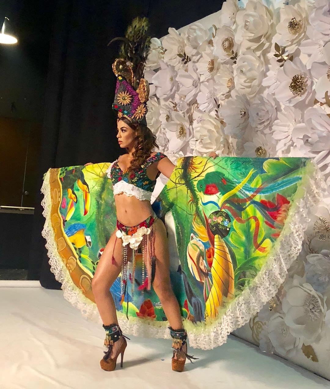 candidatas a miss panamerican international 2018. final: 20 oct. sede: california. - Página 10 43529810