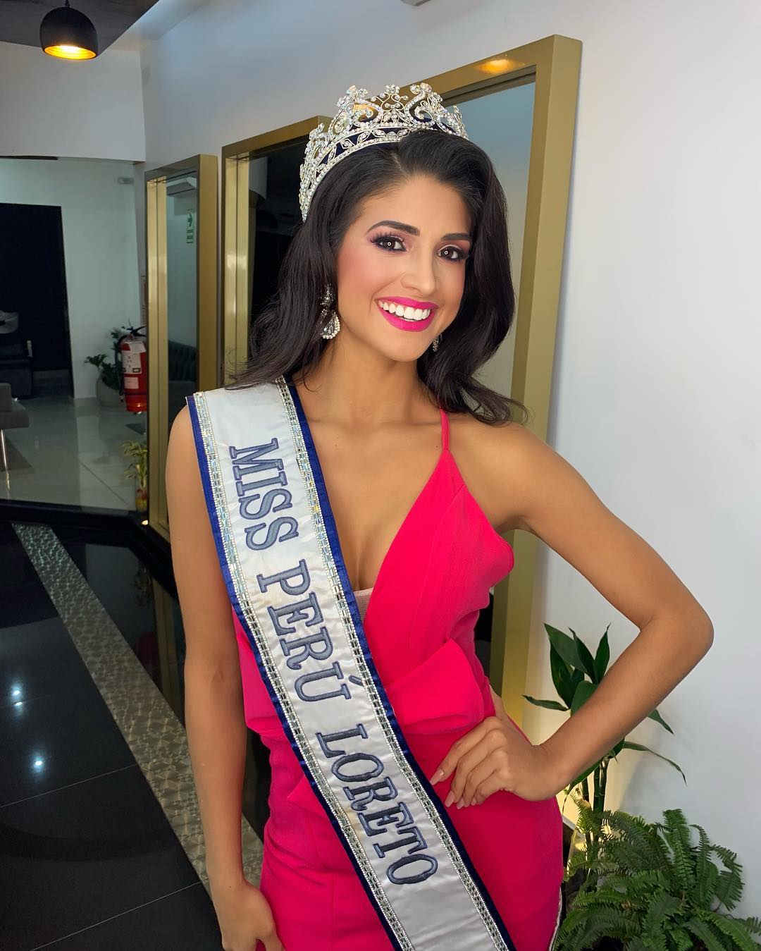 lucia arellano, top 6 de miss peru 2019.  - Página 2 43546610
