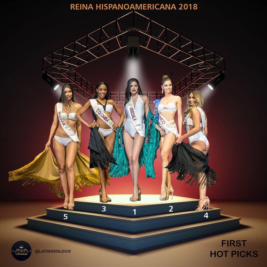 aranza molina, 1 finalista de reyna hispanoamericana 2018. - Página 7 43550010