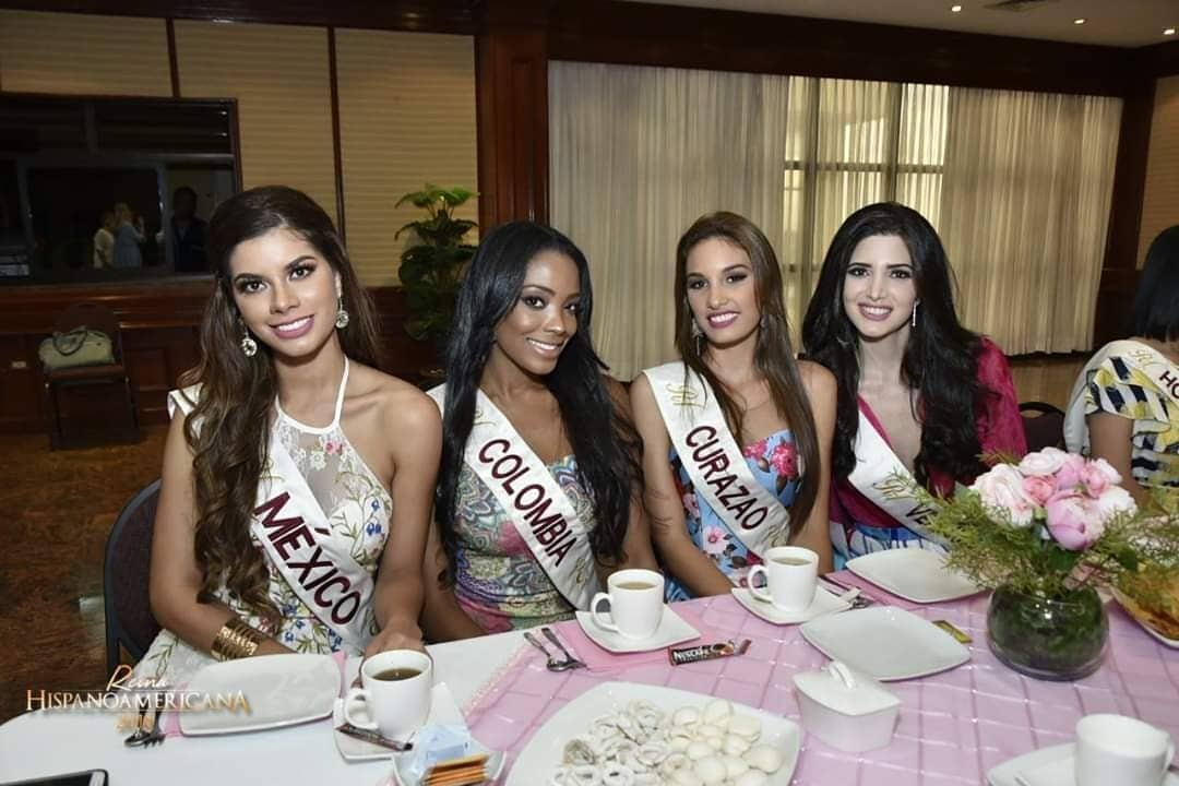 aranza molina, 1 finalista de reyna hispanoamericana 2018. - Página 6 43575710