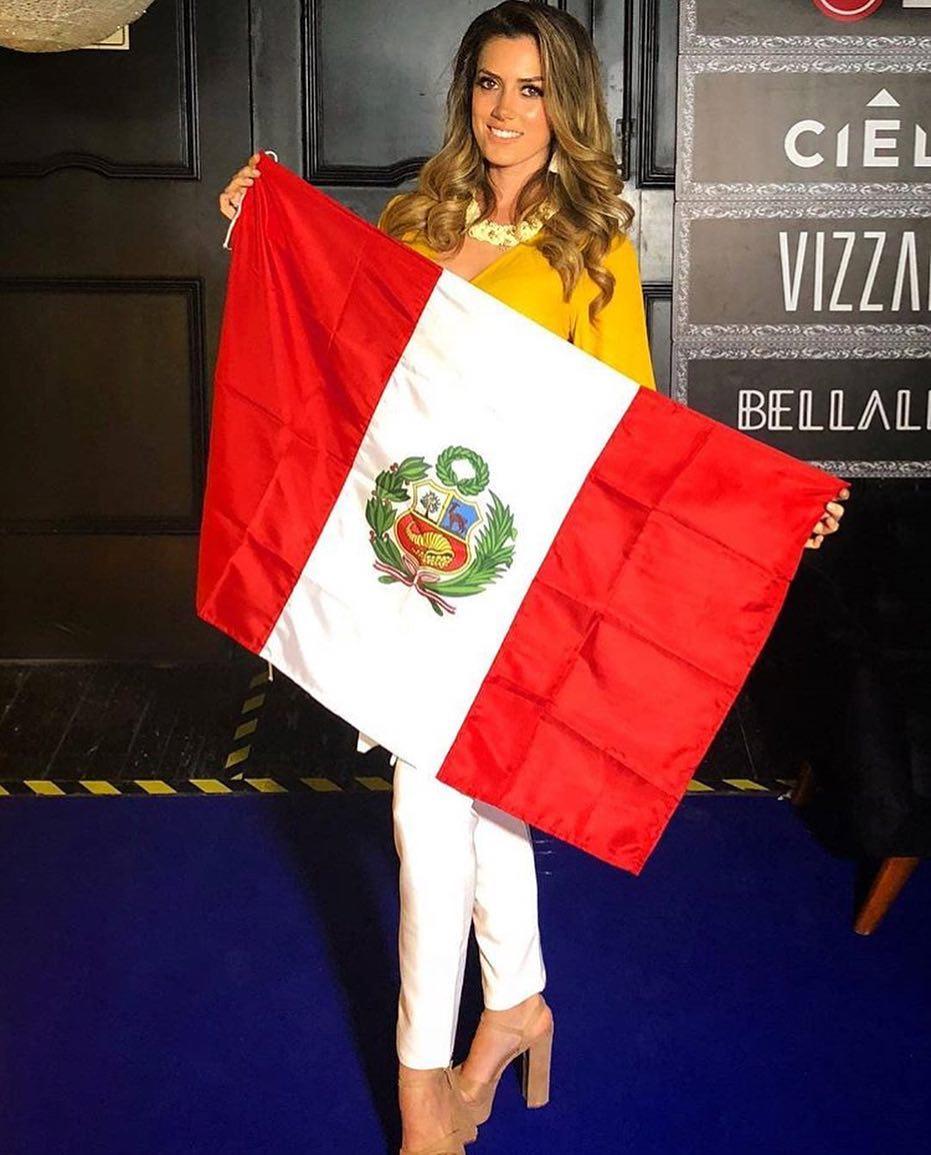 jessica mcfarlane, 7 finalista de reyna hispanoamericana 2018. - Página 2 43581910