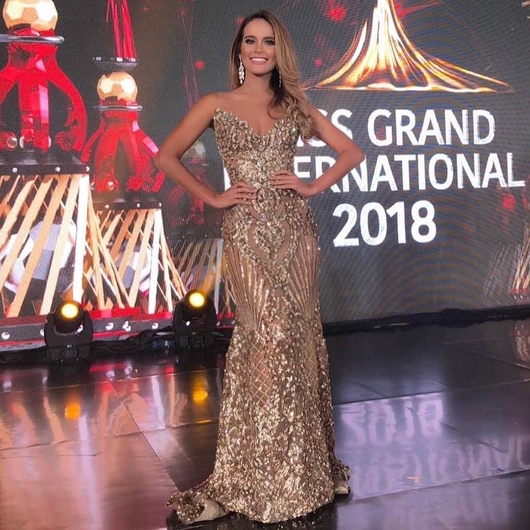 sheyla quizena, miss grand colombia 2018. - Página 8 43607911