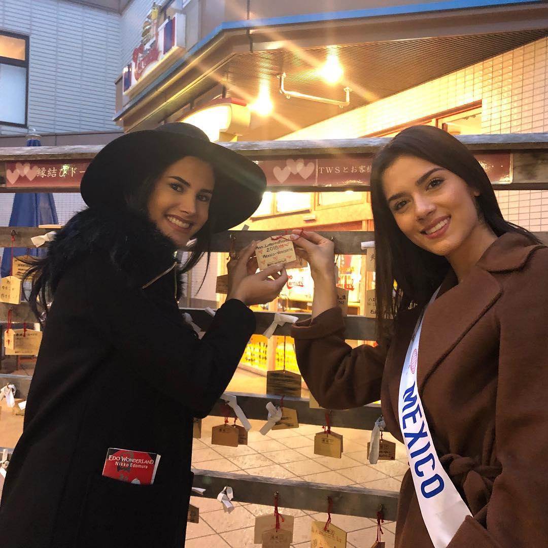 nebai torres, top 15 de miss international 2018. - Página 6 43659110