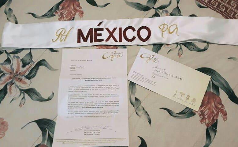 aranza molina, 1 finalista de reyna hispanoamericana 2018. - Página 4 43671910