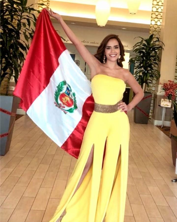 estefani mauricci, segunda finalista de miss panamerican international 2018. - Página 3 43680010