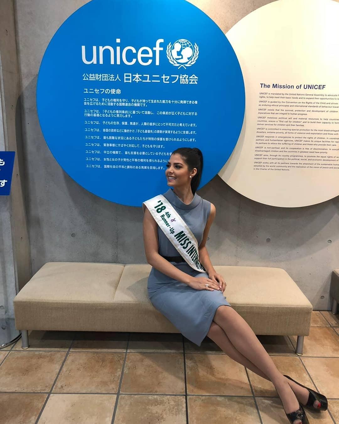 anabella castro, 4th runner-up de miss international 2018. - Página 17 43686610