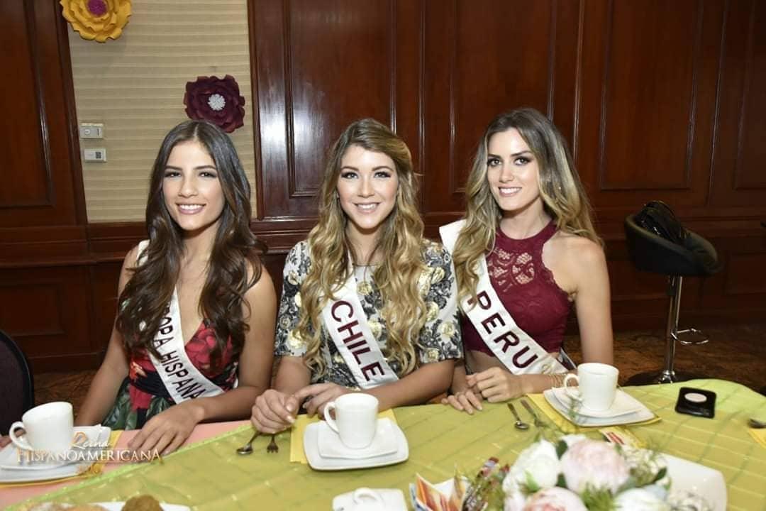 jessica mcfarlane, 7 finalista de reyna hispanoamericana 2018. - Página 2 43736910