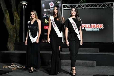 magnolia martinez, miss espana hispanoamericana 2018. - Página 4 43747010