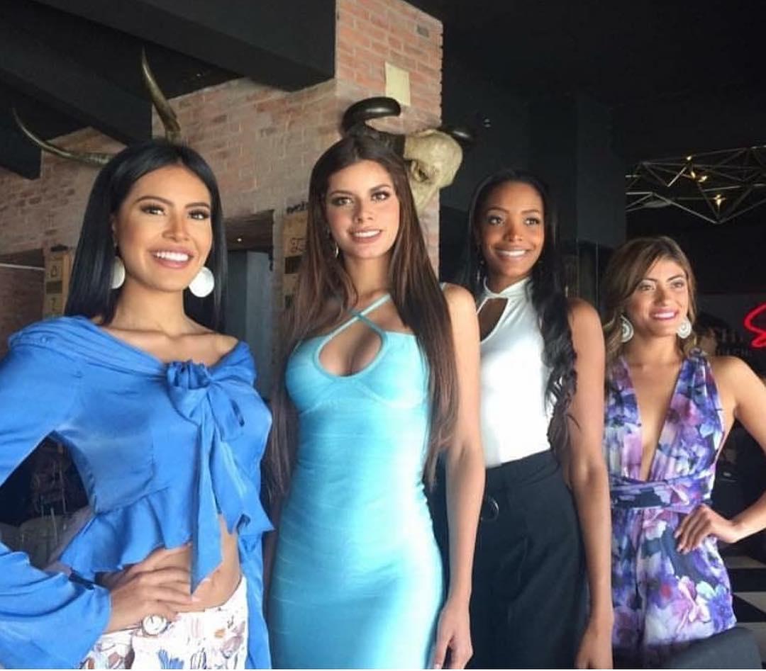 alma diaz, miss colombia hispanoamericana 2018. - Página 2 43760310