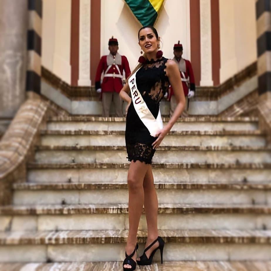 jessica mcfarlane, 7 finalista de reyna hispanoamericana 2018. - Página 3 43778311