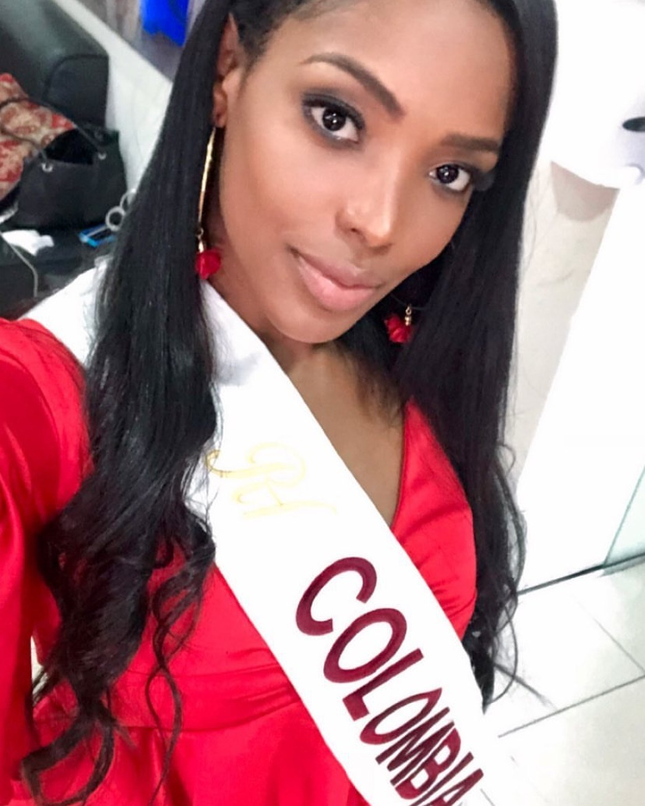alma diaz, miss colombia hispanoamericana 2018. - Página 2 43778412