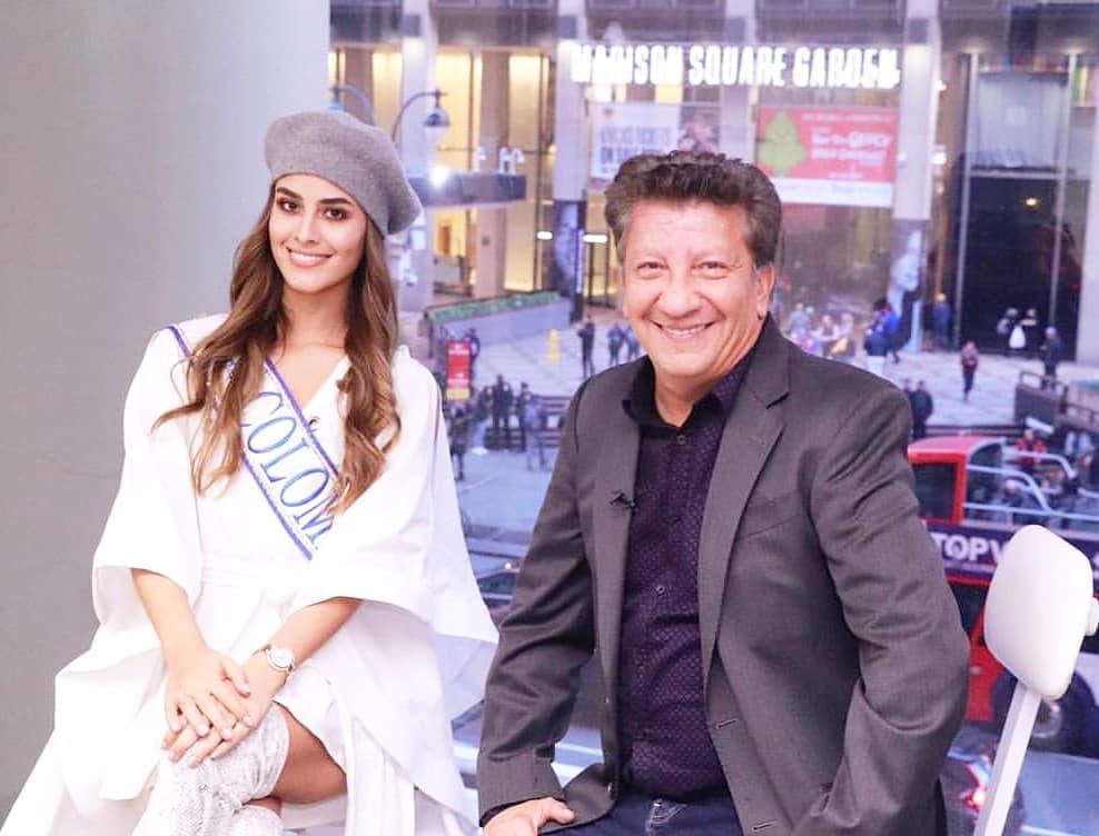 valeria morales, miss colombia universo 2018. - Página 5 43779114