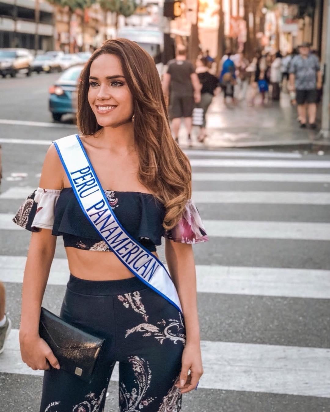 estefani mauricci, segunda finalista de miss panamerican international 2018. - Página 4 43779210