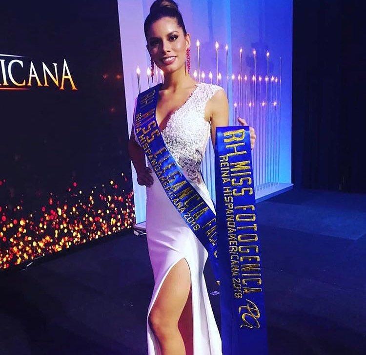 aranza molina, 1 finalista de reyna hispanoamericana 2018. - Página 6 43779211